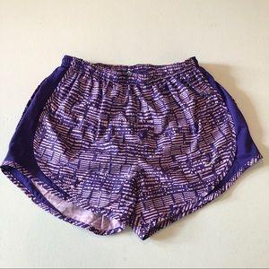 Nike Women's Size S Purple Running Short